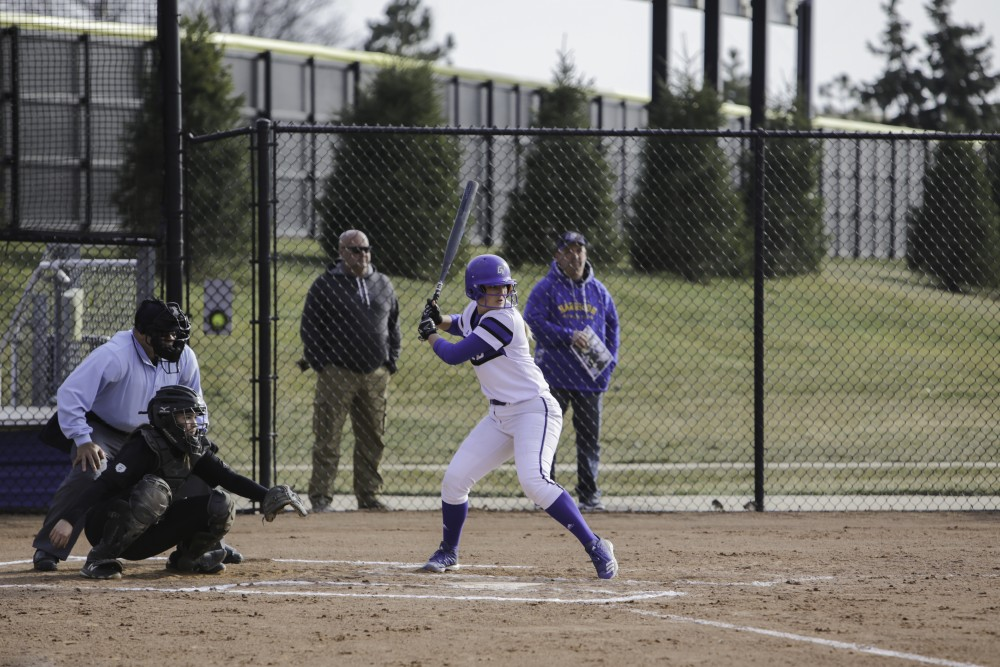GVSU Softball's Shannon Flaherty honored with the GLIAC Commissioner's Award