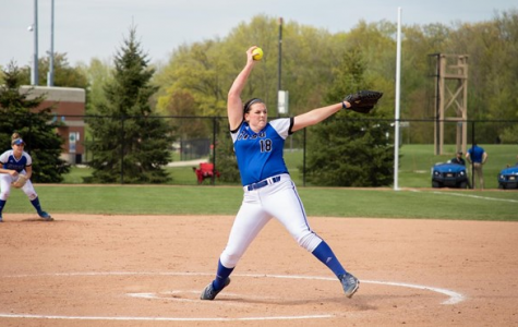GVSU softball falls in semifinals of college world series, top 50 wins in 2019 season