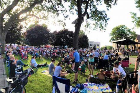 Battle of the Gains hosts fourth annual Gains' Summer Festival