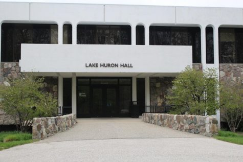 Lake Huron Hall renovations to begin January 2020