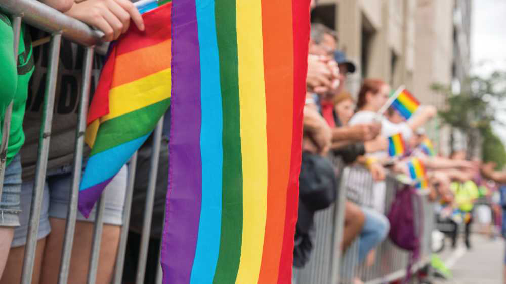 Douglas holds first LGBTQ pride event – Grand Valley Lanthorn