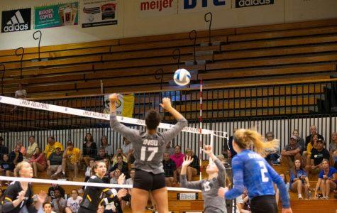Freshman Jaelianna Primus starts strong in her first collegiate volleyball season