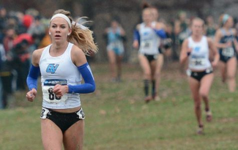 GVSU Cross Country competes in inter-regional meet at Ohio State