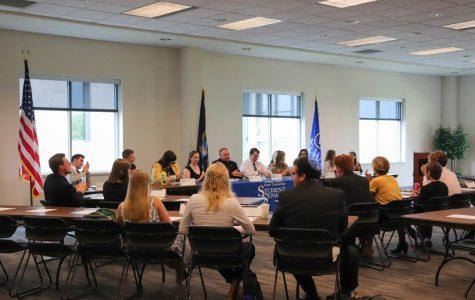 Dowker named new Student Senate executive vice president
