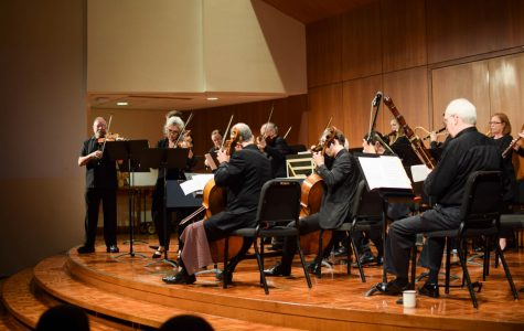 'Water on the Mind' showcases Baroque flow