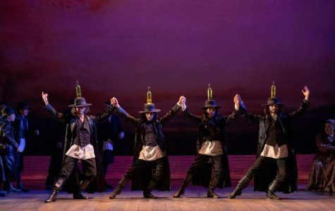 """Fiddler on the Roof"" kicks off Broadway Grand Rapid's season"
