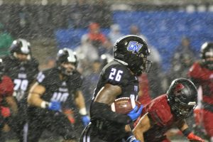 Preview: No. 14 GVSU Football heads to Big Rapids to take on No. 2 Ferris State