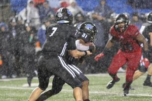 GVSU Football falls to Ferris State in Anchor Bone Classic