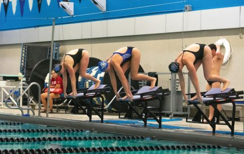 Preview: GVSU Swimming & Diving prepares for successful season at Intrasquad scrimmage