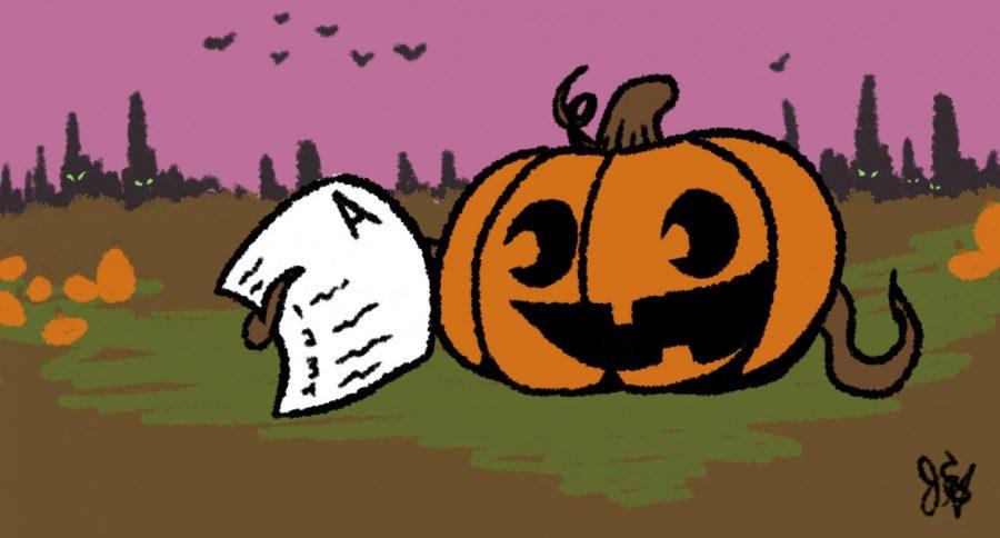 Halloween%27s+on+a+school+night