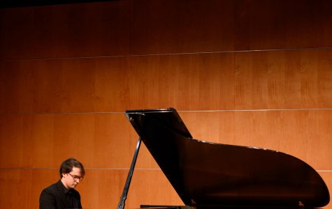 GVSU piano studio, professor's hard work celebrated through recital
