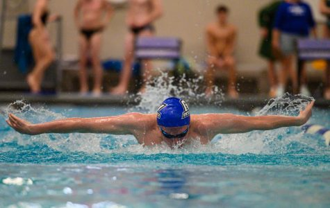 GV Swimming & Diving beats GLIAC rival Northern Michigan