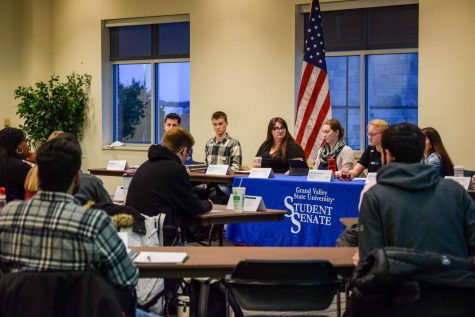 Student Senate outlines sustainability goals