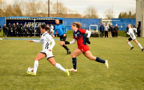 GVSU advances to NCAA Midwest Regional final, beats Southern Indiana and McKendree