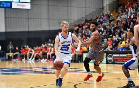 GVSU Basketball dominates in Don Callan Classic
