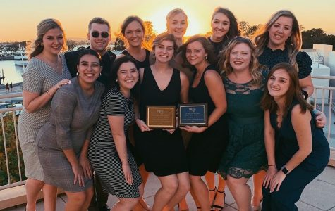 GV PRSSA chapter takes home four major awards at international conference