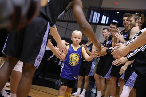 Senior guard Ben Lubitz gets admitted into nursing school, leads GVSU basketball by example