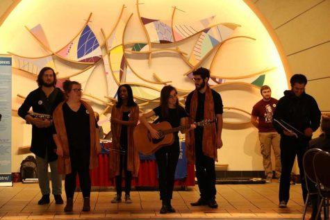 Artist demos showcase local talent, artistic process