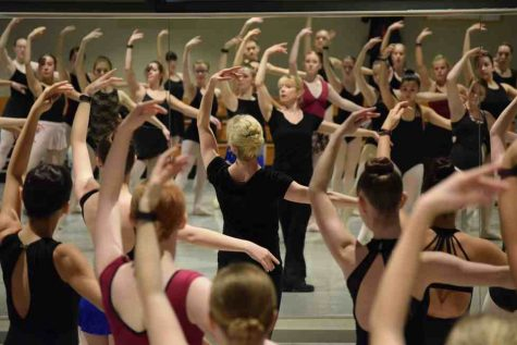 Expanding the dance major at Fall Dance Day