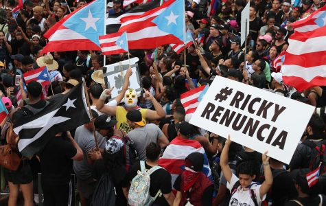 Puerto Rico as a Case Study: Student/faculty collaboration for GV's seventh annual Teach-In