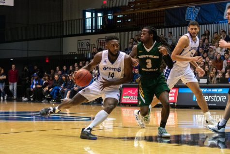 GVSU Sawyers see six-game win streak axed by Northern Michigan