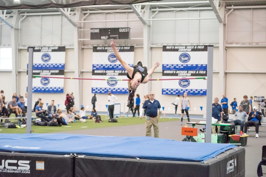 GVSU travels to two meets over the weekend, continues their domination over field events