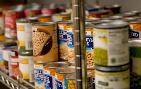 "CAB, Student Senate work to ""Replenish"" food pantry"
