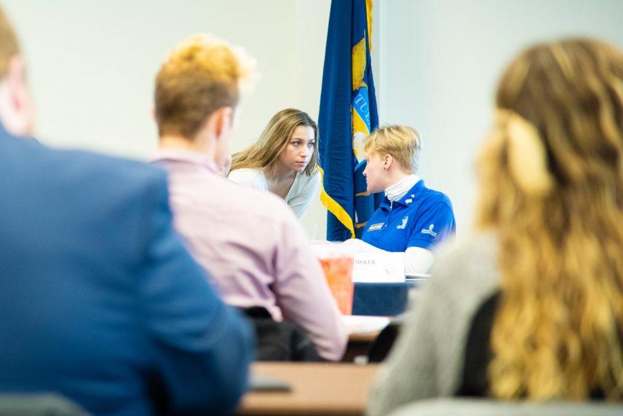 Student Senate invites Cook Leadership Academy, discusses ...