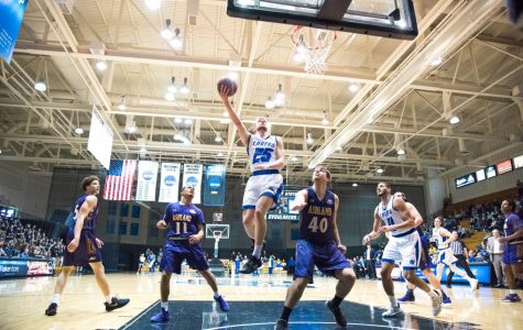 GVSU Basketball remains in first place after last-second loss to Ashland