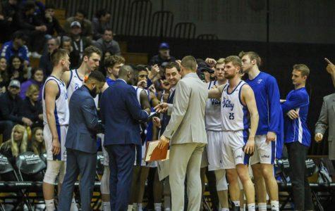 Two senior leaders of GVSU basketball reflect on collegiate careers ahead of senior night