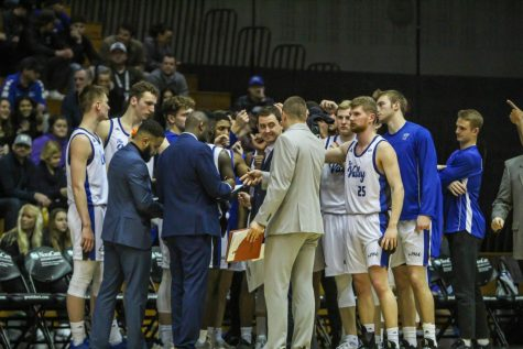 Two senior leaders of GVSU basketball reflect on collegiate careers ahead of senior night
