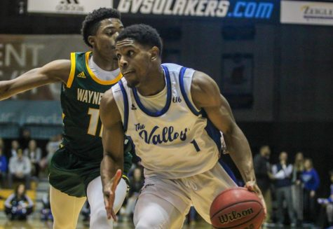 GVSU Basketball sweeps GLIAC match-ups, claims top spot in the conference