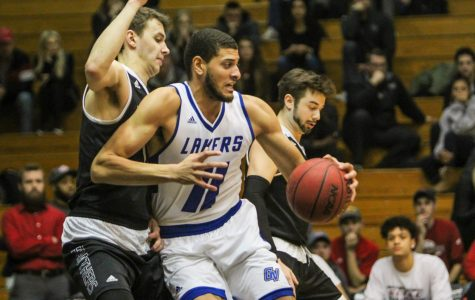 Lakers victorious on senior night with win over crosstown rival Davenport