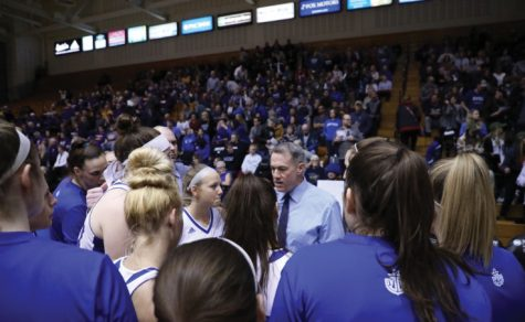 GVSU Volleyball drops final matches of regular season play
