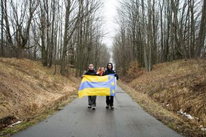 GV Fraternity walks 160 miles for MS research