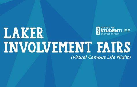 Virtual Campus Life Night Banner // Courtesy to GVSU