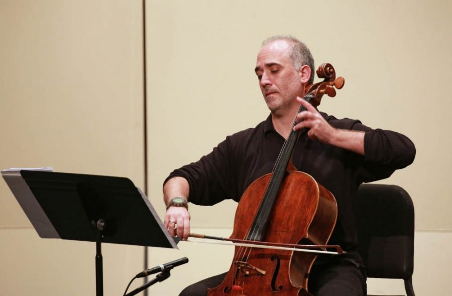 GVL Archives // The Complete Bach Cello Suites in Six Concerts
