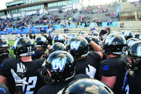 GV Football reacts to first COVID-19 death in college football