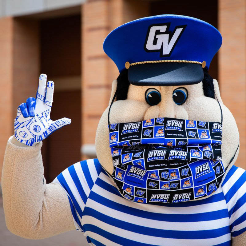 Courtesy to GVSU