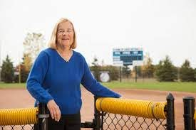 Women's sports trailblazer honored with Wall of National Championships