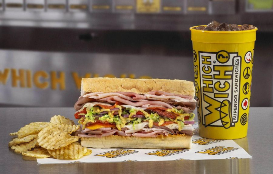 Courtesy / Which Wich