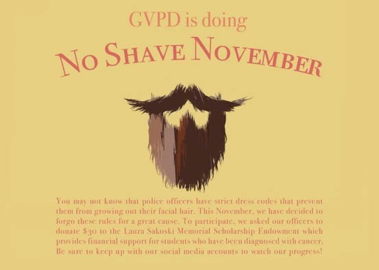 Courtesy to GVPD
