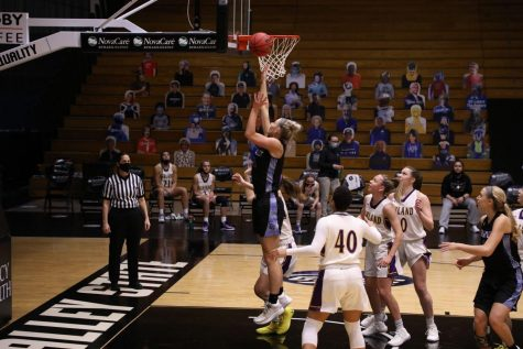 Women's basketball sweeps rival Ashland