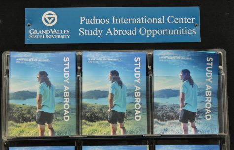 GV ranks sixth in nation for number of study abroad students