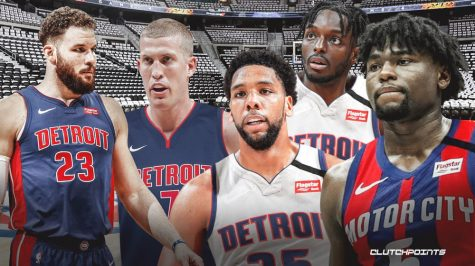 Column: Rebuilding or retooling? The Pistons are moving towards a brighter future