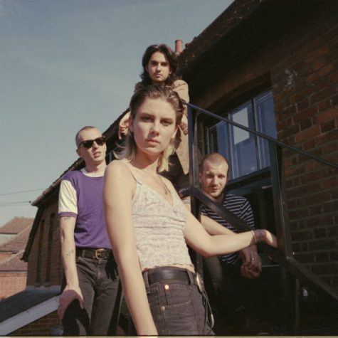 """Wolf Alice creates new life out of recycled themes and riffs on """"Blue Weekend"""""""