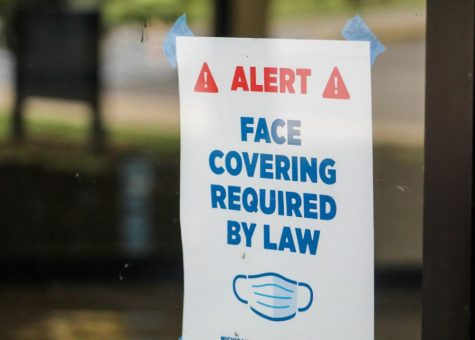 GV updates indoor face covering policy