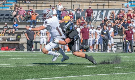 GV football takes their second win of the season in high-scoring victory against Wisconsin-La Crosse