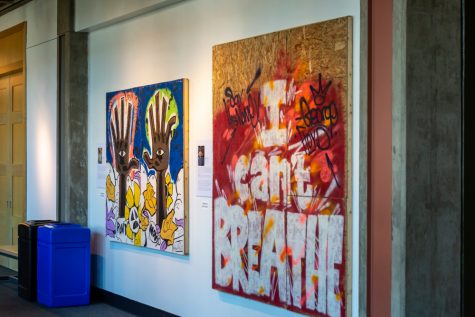 Windows GR exhibition gives a voice to local artists of color