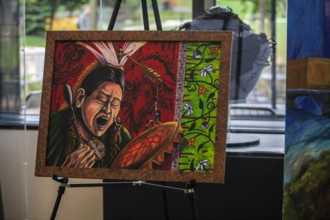 GV observes Indigenous Peoples' Day with educational event